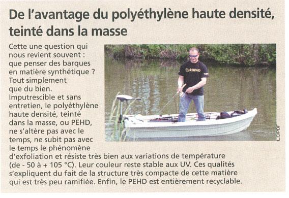 Le pêcheur de france décembre 2008