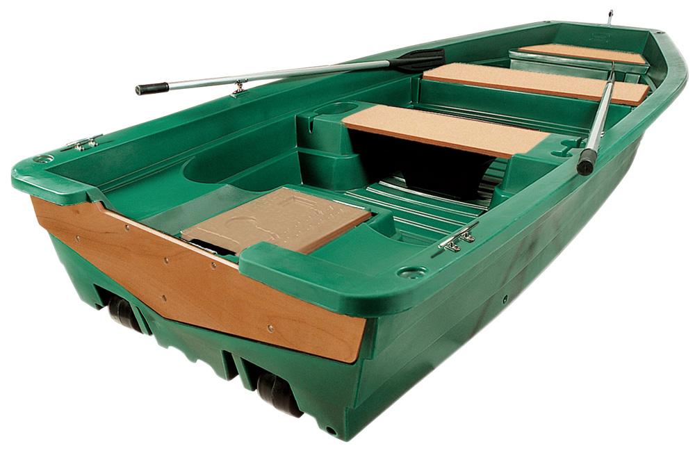 Barque Silurine 4m