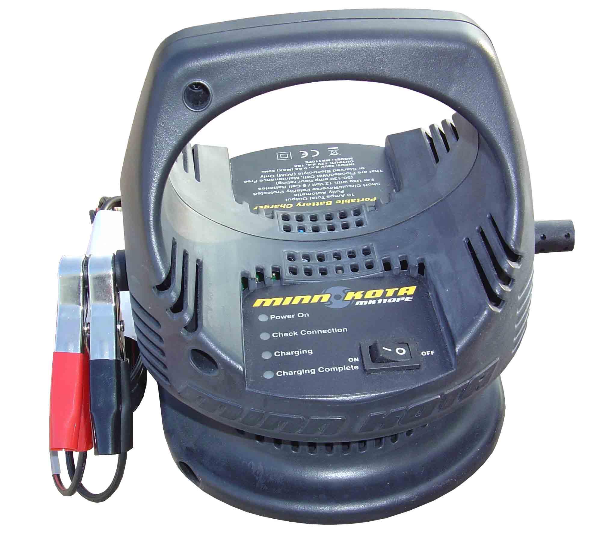 Chargeur de batterie Minn Kota