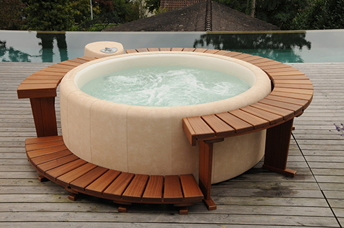 Intex Purespa - 4 Person: Amazon.co.uk: Garden & Outdoors