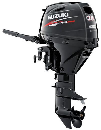 Moteur hors bord Suzuki 30cv 4t