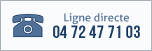 Ligne direct: 04 72 47 71 03