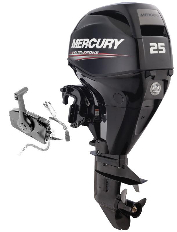 Moteur hors bord Mercury 15cv 4t