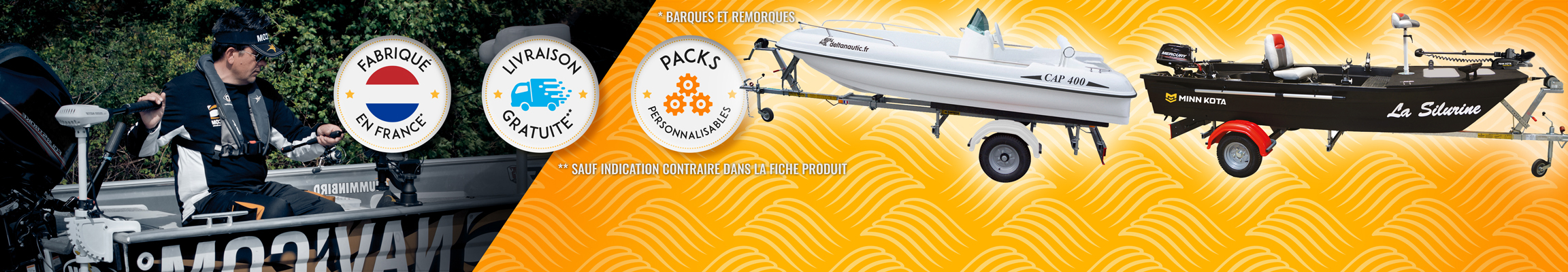Packs Barques