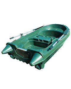 Barque N° 6 Campeuse 2,49m verte