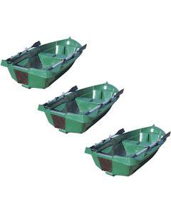 Lot de 3 barques Fidèle 2m49