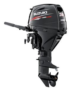 Suzuki 30CV 4T démarrage manuel/électrique