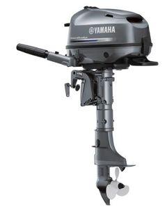 Yamaha 4CV 4T arbre court démarrage manuel