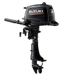 Suzuki 4CV 4T démarrage manuel