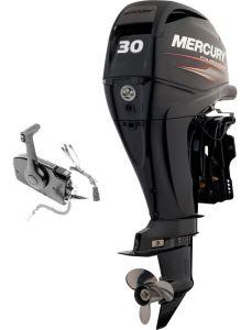 Mercury 30CV 4T long démarrage électrique TRIM EFI