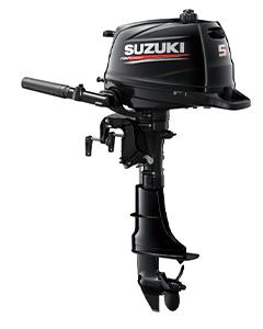 Suzuki 5CV 4T démarrage manuel