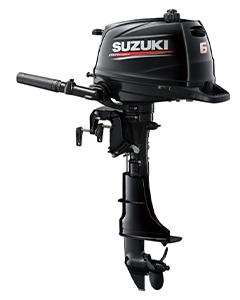 Suzuki 6CV 4T démarrage manuel