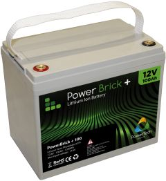 Batterie lithium 12V 100AH Powerbrick