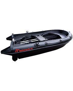 Barque N° 6 Campeuse 2,49m noire