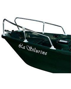 Balcon alu grand modèle pour barque