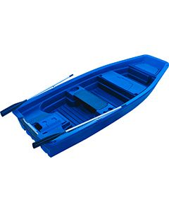 Barque Armor 400 bleue