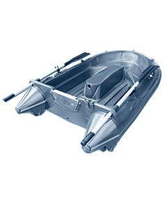 Barque Armor Neptea 2,20m titanium