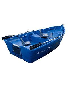 Barque Armor Ria 380 bleue