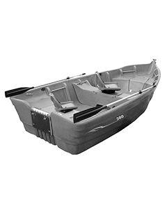 Barque Armor Ria 380 grise