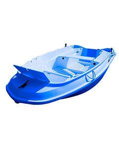 Barque de pêche Rigiflex Cap 300 bleue