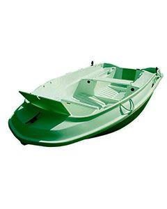 Barque de pêche Rigiflex Cap 300 verte