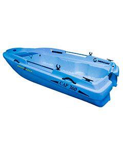 Barque Rigiflex Cap 360 bleue