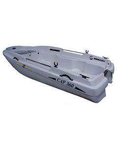 Barque Rigiflex Cap 360 grise
