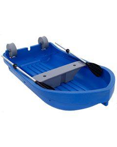 Barque de pêche Fun Yak Caurie 2m bleue
