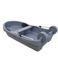 Barque de pêche Fun Yak Caurie 2m grise