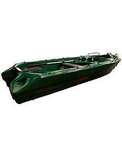 Barque Falco 360 verte