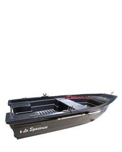Barque la Spacieuse 3,20m Blacky Click and Collect