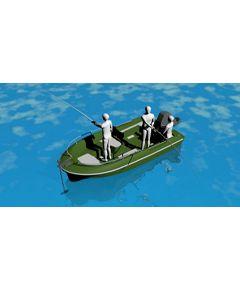 Barque Rigiflex Aquapêche 4700