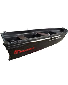 Barque Silurine Sport 373 Blacky