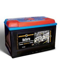 Batterie 12V 80A décharge lente Minn Kota