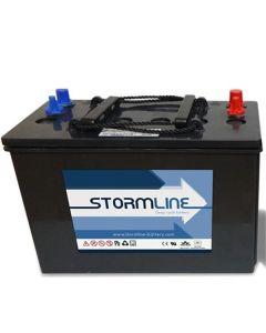 Batterie 100A 12V décharge lente AGM