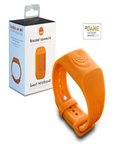 Bracelet SEA-TAGS système d'alerte homme à l'eau