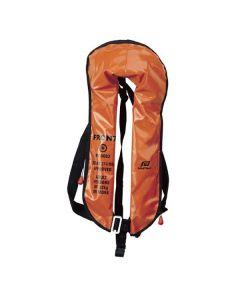 Gilet Gonflable SOLAS PVC Orange EASY CLEAN
