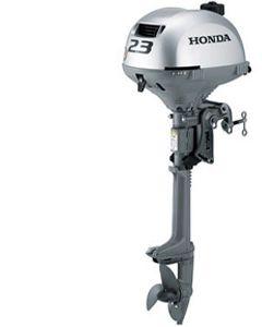 Honda 2,3CV 4T arbre long démarrage manuel