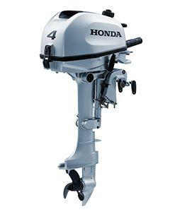 Honda 4CV 4T arbre long démarrage manuel