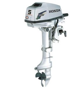 Honda 5CV 4T arbre court démarrage manuel