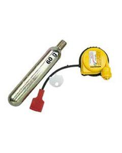 Kit de Recharge pour Gilet à Percussion Automatique Système Hydrostatique 275 N