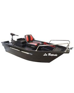 Pack barque Rapide 2,49m Blacky