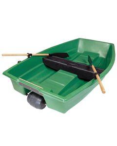 Barque N° 2 Le Rêve du Pêcheur 2,15m verte