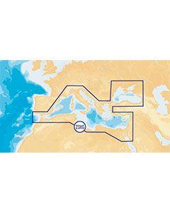 Mediterranee Mer Noire 23XG Gold XL9