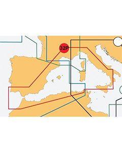 Mediterranee Ouest 32P Platinum Plus
