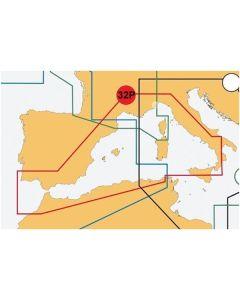 Méditerranée Ouest 32P Platinum