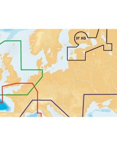 Mer Baltique Volga Nord 37XG Gold XL9