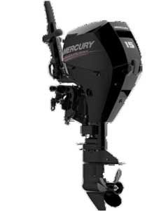 Mercury 15CV 4T EFI long démarrage électrique