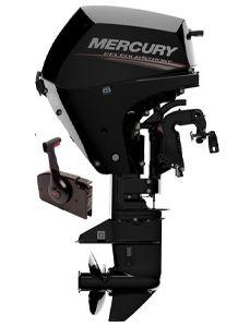 Mercury 20CV 4T, arbre court EFI démarrage électrique  et TRIM