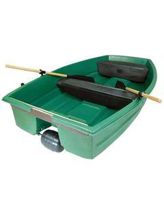 Barque N° 3 L'Achat du Pêcheur 2,30m verte